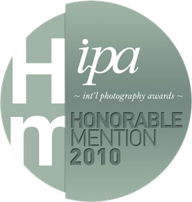 Honorable Mention 2010 int'l photography awards