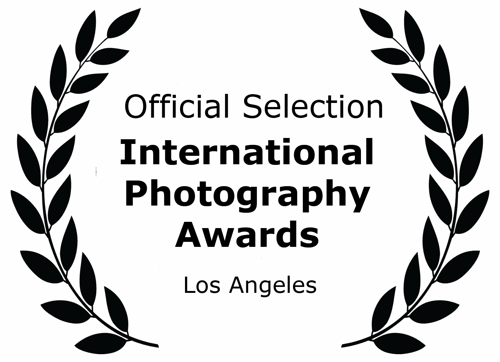 Official Selection International Photography Awards Los Angeles