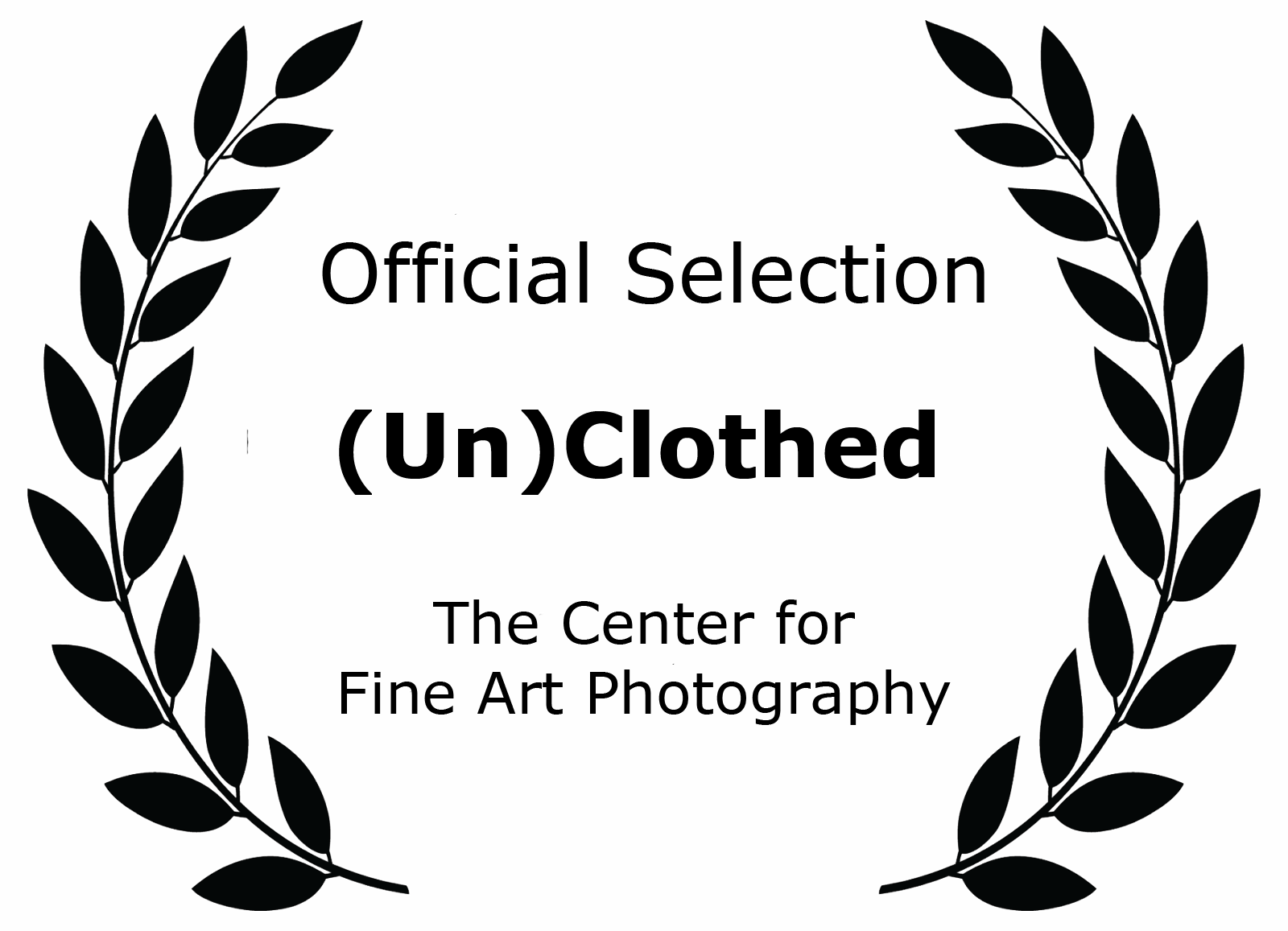 Official Selection (Un)Clothed – The Center for Fine Art Photography